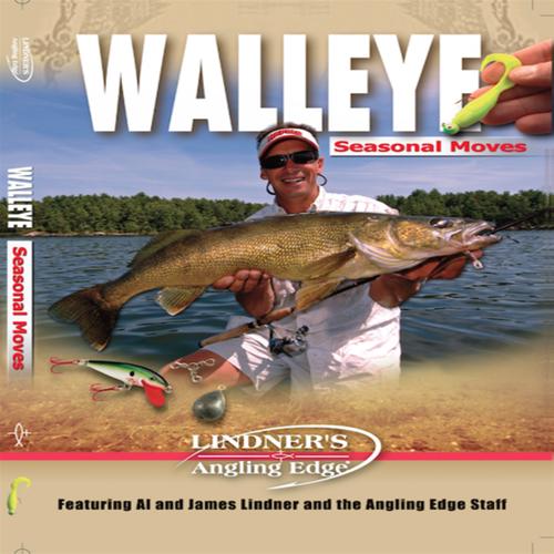 Walleye Seasonal Moves - Angling Edge DVD