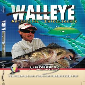 Walleye Artificial Intelligence - Angling Edge DVD
