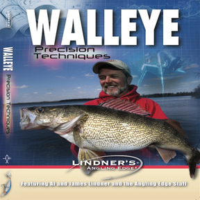 Walleye Precision Techniques - Angling Edge DVD