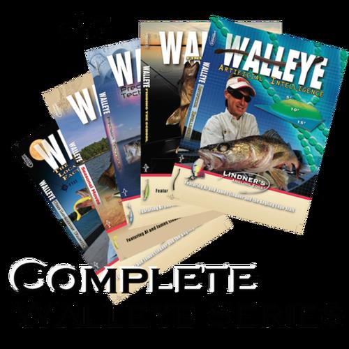 Complete Walleye DVD Series