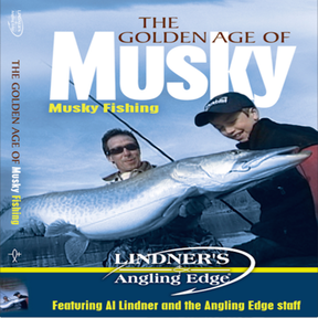 The Golden Age of Musky - Angling Edge DVD