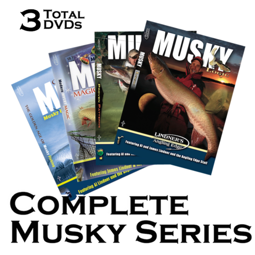 Complete Musky DVD Series
