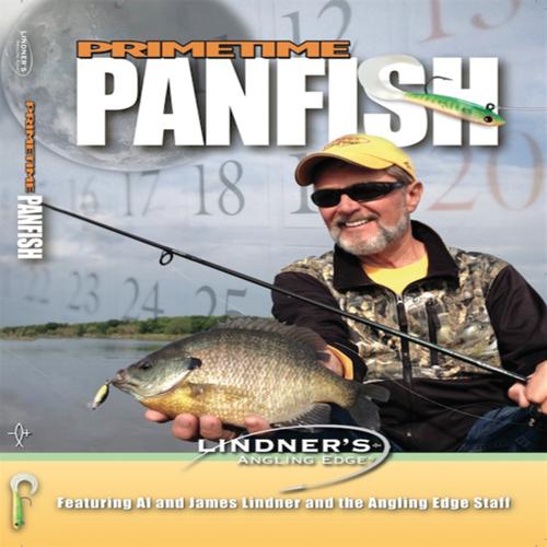 Primetime Panfish - Angling Edge DVD