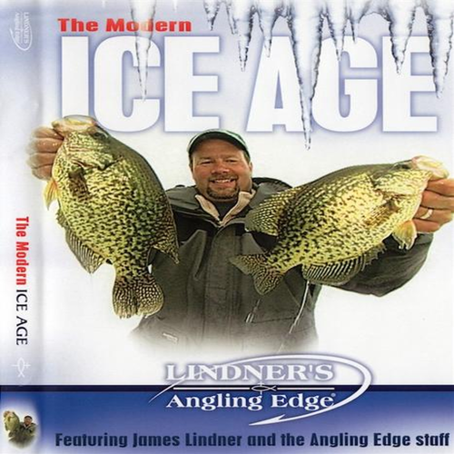 The Modern Ice Age - Angling Edge DVD