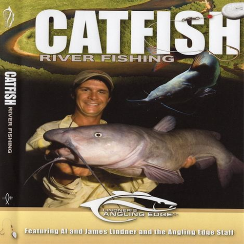 Catfish - River Fishing - Angling Edge DVD
