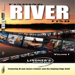 Finding River Fish - Angling Edge DVD
