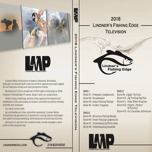 2018 Lindner's Fishing Edge (Full Series)