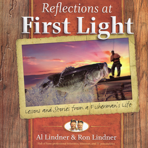 Reflections at First Light Gift Book: Lessons and Stories from a Fisherman's Life (Hardcover)
