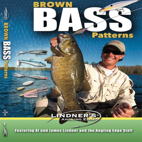 Brown Bass Patterns - Angling Edge DVD