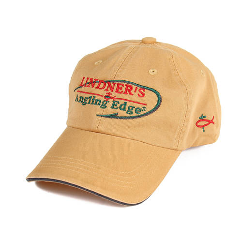 Canvas Lindner's Angling Edge Hat