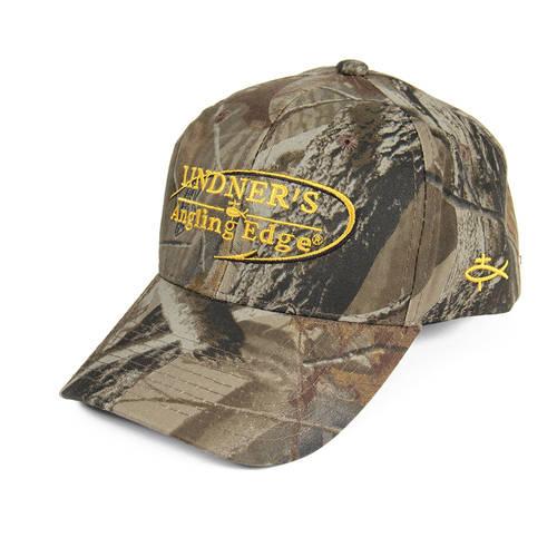 Camo Angling Edge Hat