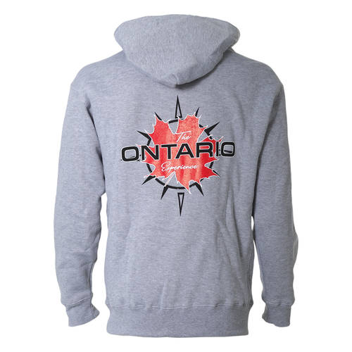 The Ontario Experience Hockey Lace Sweatshirt
