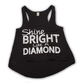 Luv Dance Shine Bright Like a Diamond Tank