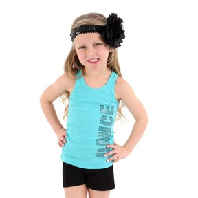 Youth Dance Sequin Tank