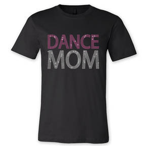 Dance Mom Sequin T-Shirt
