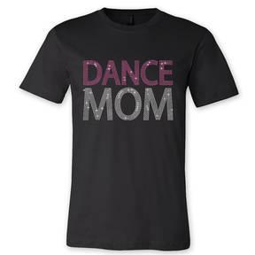 Dance Mom Sequin T-Shirt