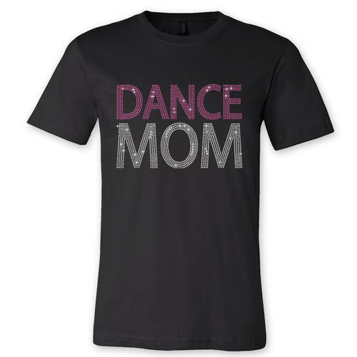 Dance Mom Sequin T-Shirt : LD1022