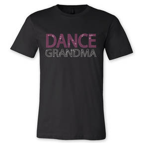 Dance Grandma Sequin T-Shirt