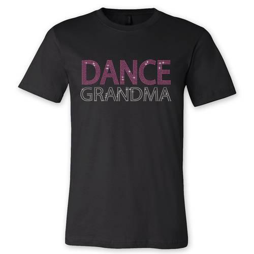 Dance Grandma Sequin T-Shirt : LD1023