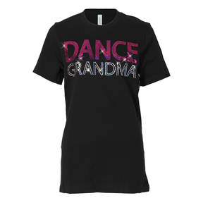 Dance Grandma Sequin T-Shirt