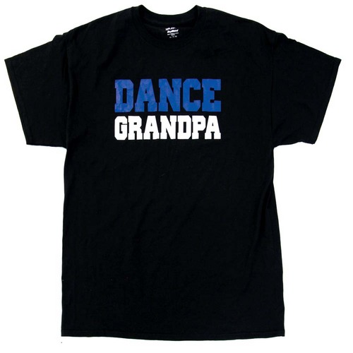 Dance Grandpa T-Shirt : LD1025