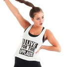 I Live For The Applause Tank : LD1057