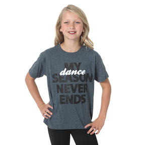 Kids My Dance Season Never Ends Tee