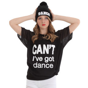 Can't I've Got Dance Tee
