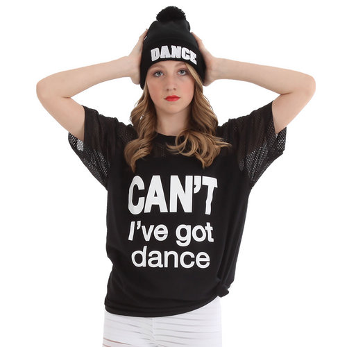 Can't I've Got Dance Tee : LD1074
