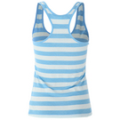 Girls Blue Bae Turn Out Tank : LD1110C