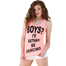 Boys? I'd Rather Be Dancing Tank : LD1111