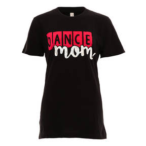 Dance Mom Foil Tee
