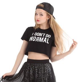 I Don't Do Normal Tee