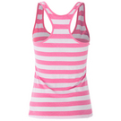 Girls Pink Bae Turn Out Tank : LD1152C