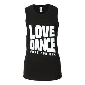 Love Dance Muscle Tank