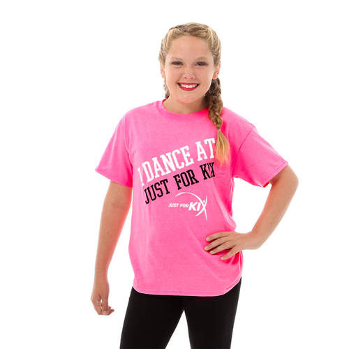 Youth I Dance At Just For Kix T-Shirt : LD1159C