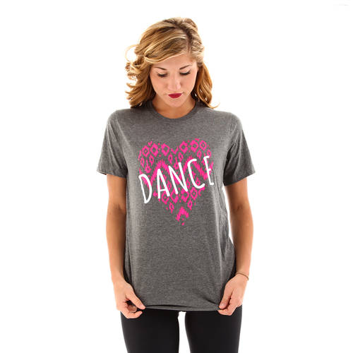 Dance Heart T-Shirt : LD1165