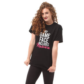 My Game Face Includes Mascara T-Shirt
