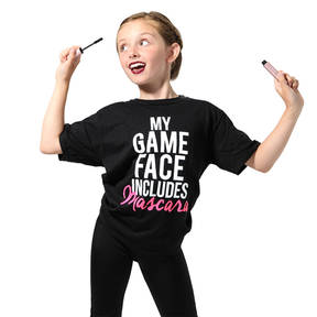 Youth My Game Face T-Shirt