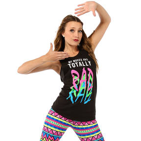 My Moves Are Totally Rad Tank