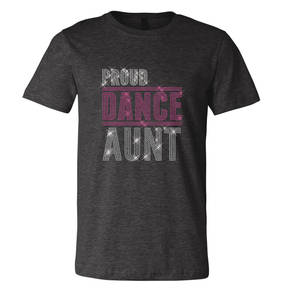 Sequin Proud Dance Aunt