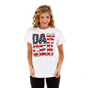 Dancer Trained in USA T-Shirt