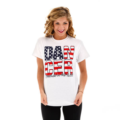 Dancer Trained in USA Shirt : LD1185