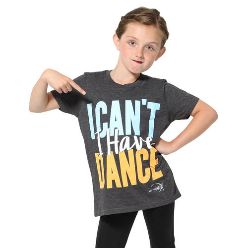 Youth I Can't I have Dance T-Shirt :  LD1190C