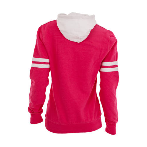 Dance Pink Varsity Hoodie : LD1214