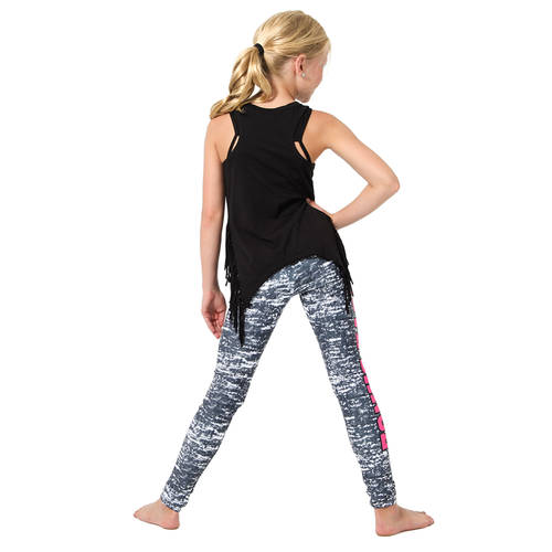 Little Girl's Obsessed With Dance Tank : LD1217C
