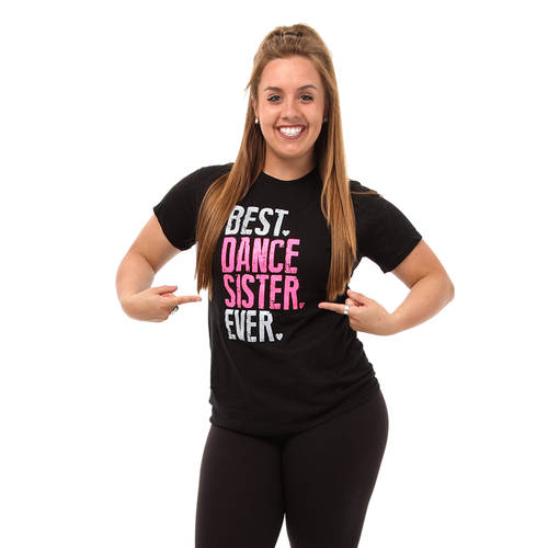 Best Sister Ever Tee : LD1221