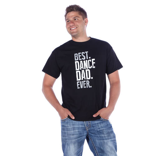 Best Dad Ever Tee : LD1225