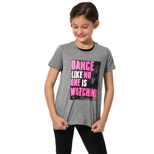 Youth Dance Like Nobody is Watching T-Shirt : LD1228C
