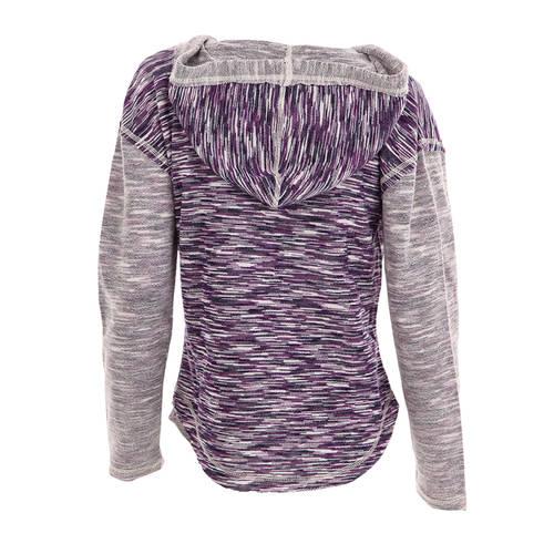 Purple Love Dance Beach Hoodie : LD1230